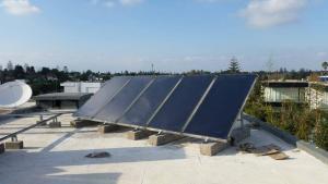 Capteur dénergie solaire