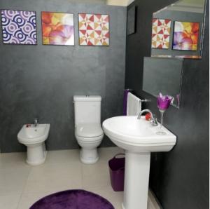Salles de bains GAMME OURIKA