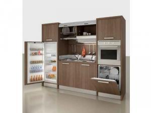 ZEUS | Mini cuisine à rideaux