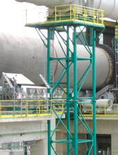 Montage unités industrielles