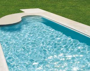 La piscine PARME
