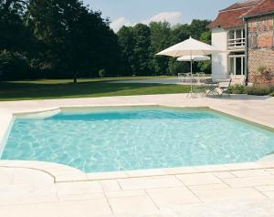 La piscine Versailles