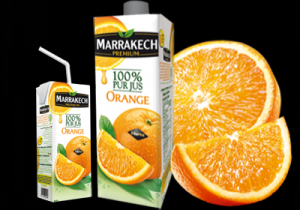 Marrakech 100% Pur Jus d'Orange (1L et 200ml)