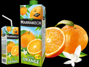 Nectar d'Orange (1L et 200ml)
