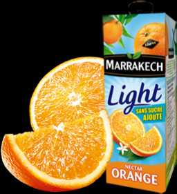 Nectar Orange Light