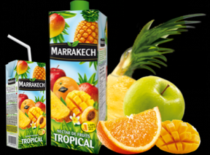 Nectar Tropical multivitaminé (1L et 200ml)