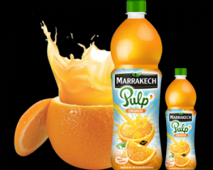 Marrakech Pulp' Orange (1L et 25cl)