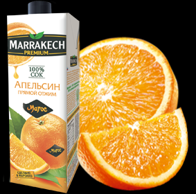 Marrakech 100% Pur Jus d'Orange