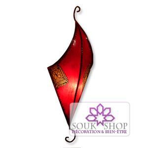 Applique ANISSA rose