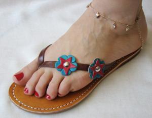 Sandale artisanat