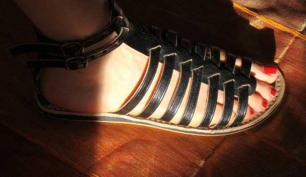 Sandale Nomade