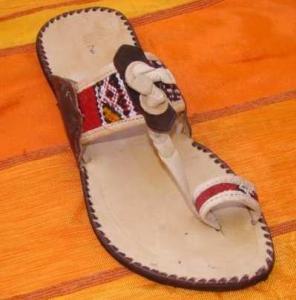 Sandale Berbere