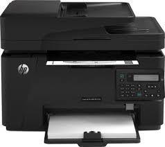 HP Laser NOIR MFP M125nw WIFI